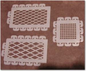 Silicone Rubber Laser Cut Parts