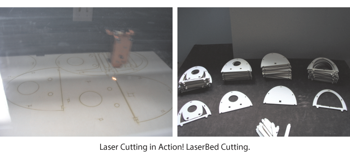 Laser Bed Cutting